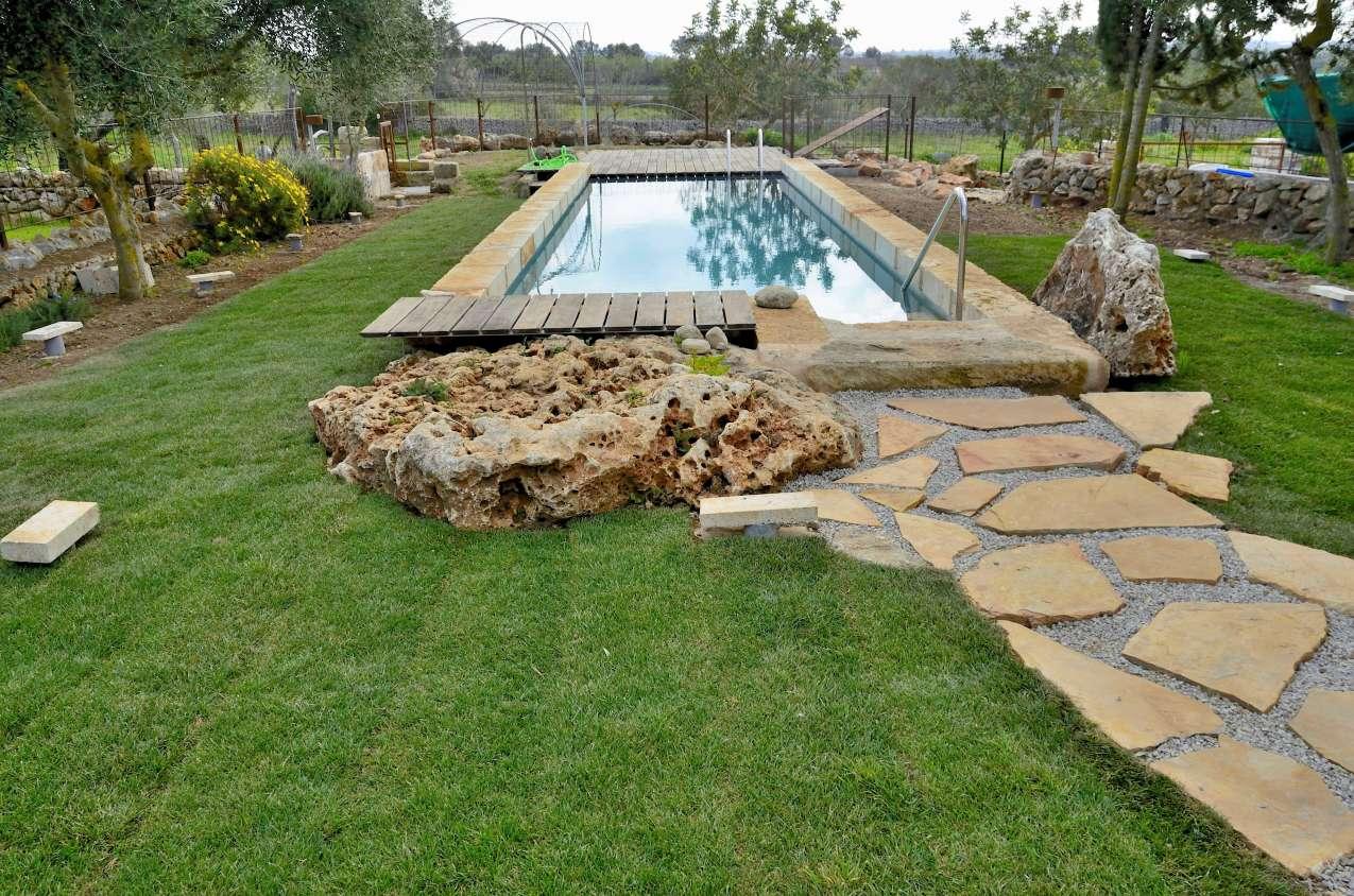 Casa con piscina para alquilar en mallorca son alegre petit for Casas con piscina en sevilla para alquilar